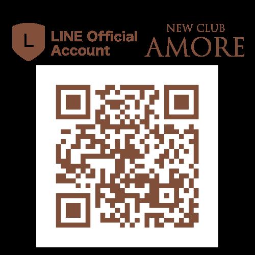 CLUB AMORE LINE公式アカウント